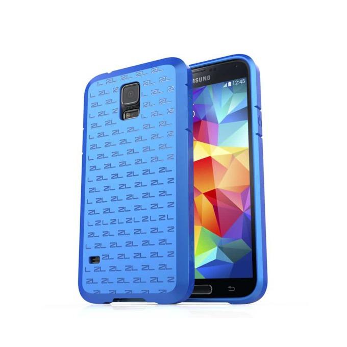 Протектор Zerolemon за Samsung Galaxy S5, син image