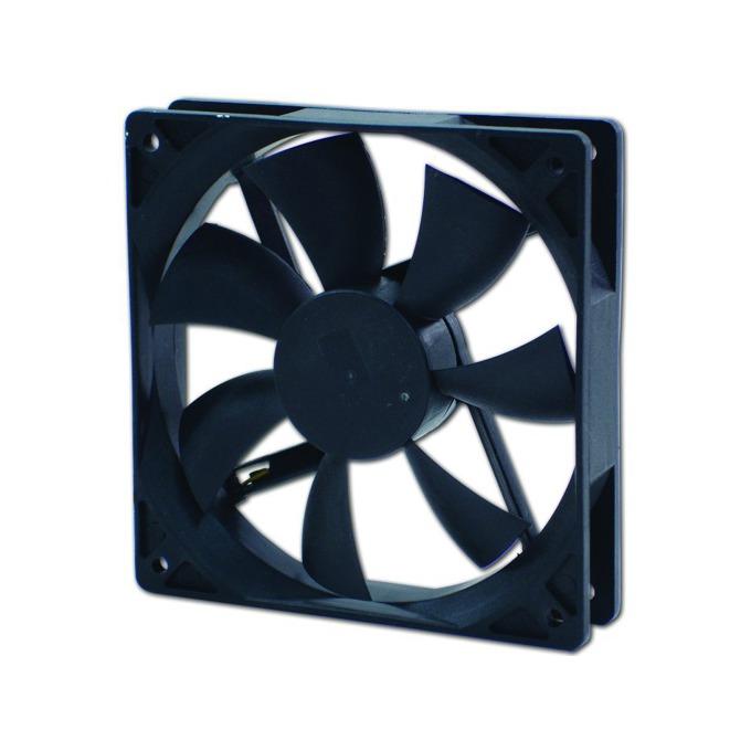 Вентилатор 120мм, EverCool EC12025HH12BA, 2 ball bearing 2900rpm  image