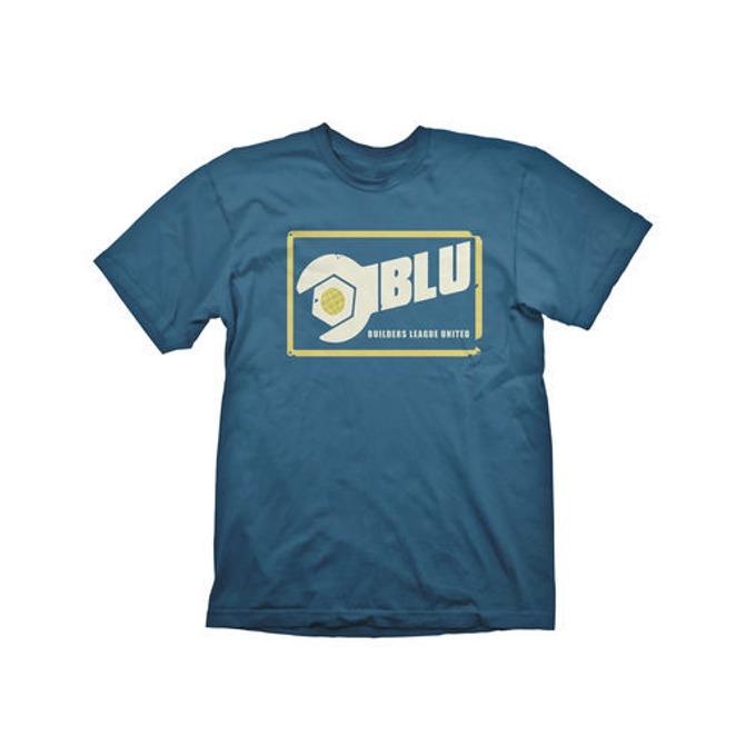 Тениска Team Fortress 2 BLU, Size L image