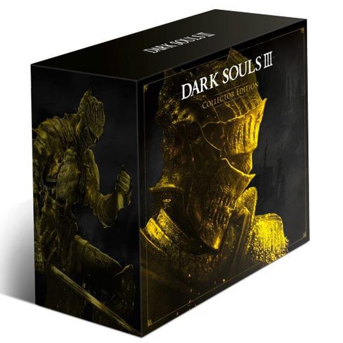 Игра за конзола Dark Souls III Collectors Edition, за Xbox One image
