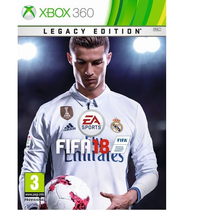 FIFA 18, за Xbox 360 product