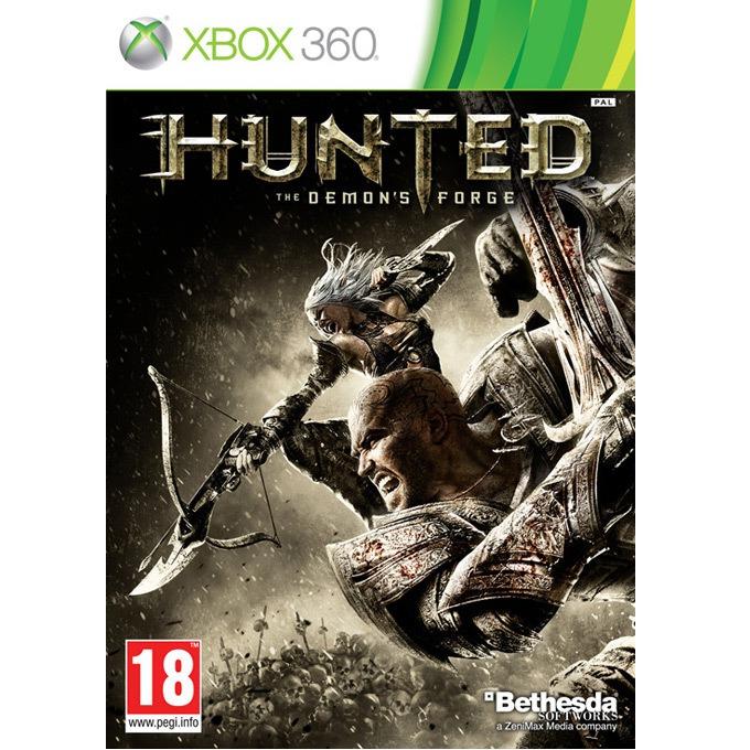 Игра за конзола Hunted: The Demon's Forge, за XBOX360 image