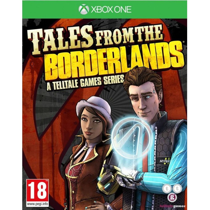 Игра за конзола Tales from the Borderlands, за Xbox One image