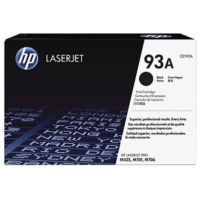 HP 93A (CZ192A) Black product