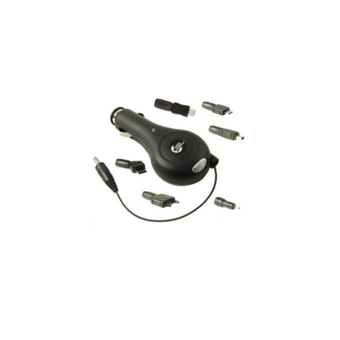 Skross универсално зарядно за кола 12V/24V