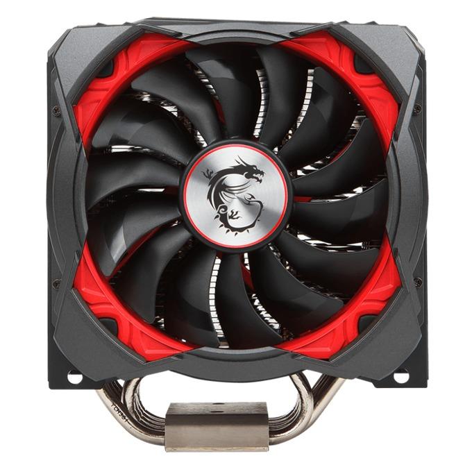 Охлаждане за процесор MSI CORE FROZR XL, съвместимост със сокети LGA 2066/2011-3/2011/1366/1156/1155/1151/1150/775 & AMD AM4/FM2/FM1/AM3(+)/AM2(+) image