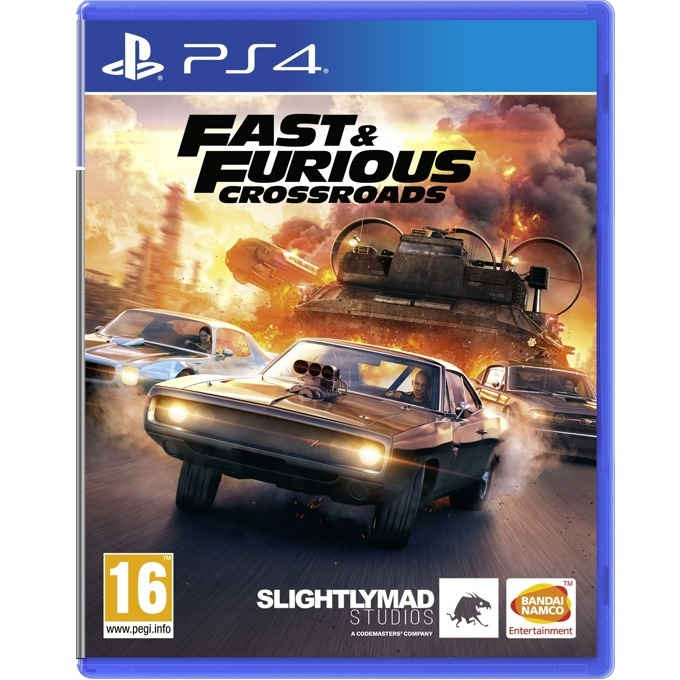 Fast & Furious Crossroads PS4 product