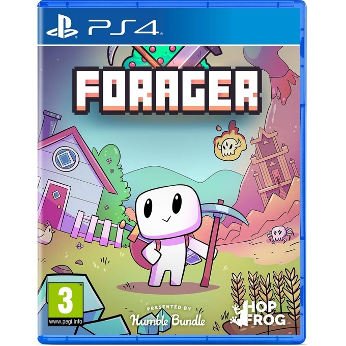 Forager PS4 product