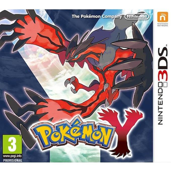 Pokemon Y, за 3DS image