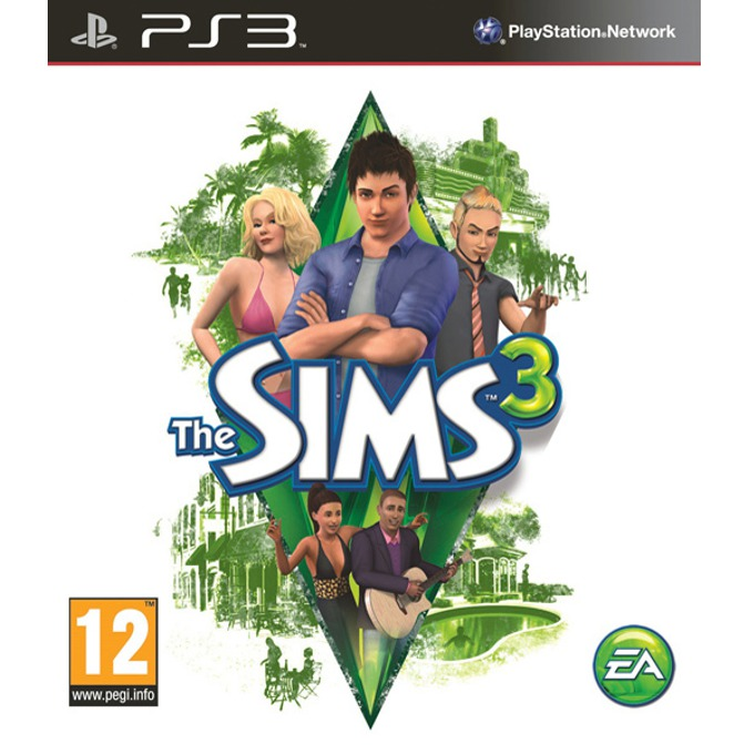Игра за конзола The Sims 3, за PlayStation 3 image