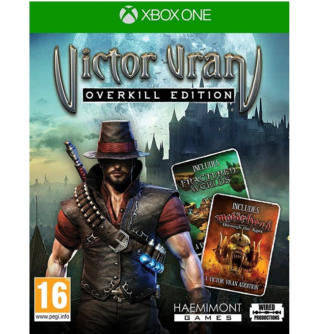Victor Vran: Overkill Edition, за Xbox One image