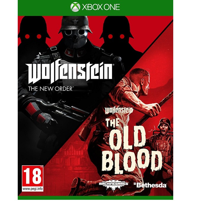 Wolfenstein: The Two Pack, за Xbox One image