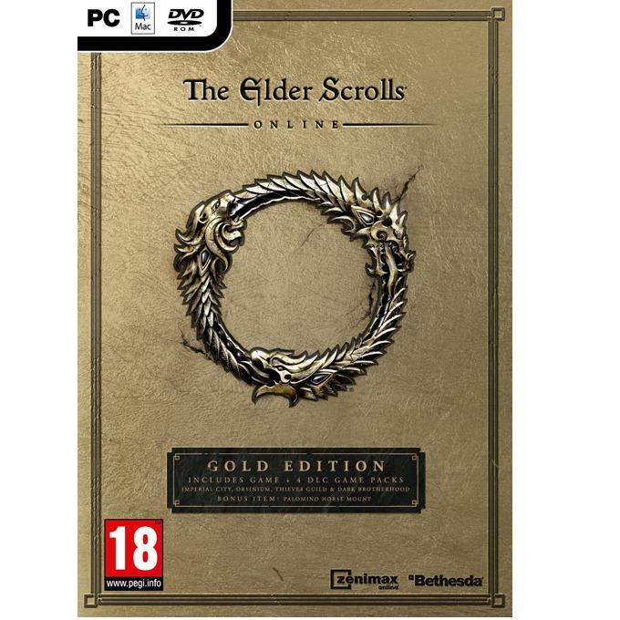 Игра The Elder Scrolls Online - Gold Edition, за PC image