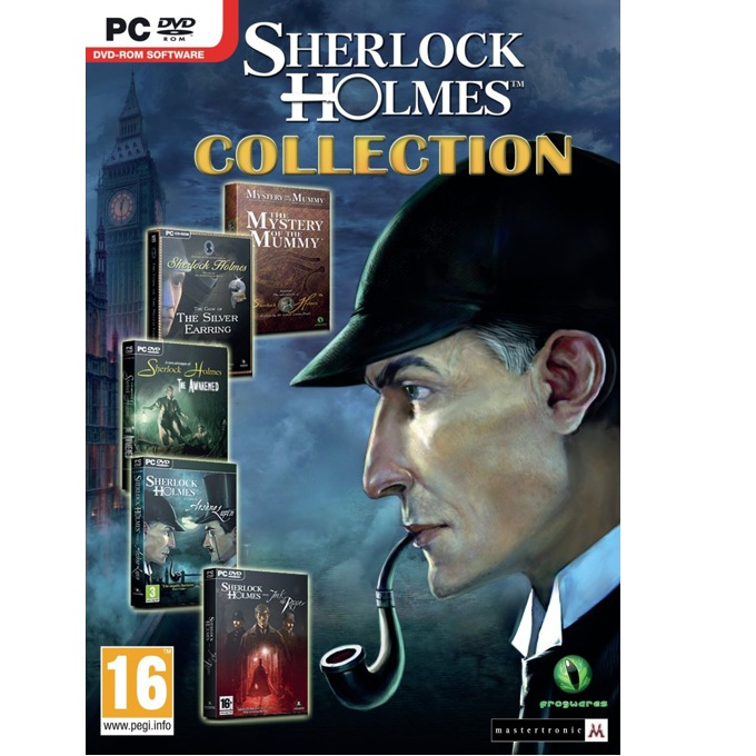 Sherlock Holmes Collection, за PC image