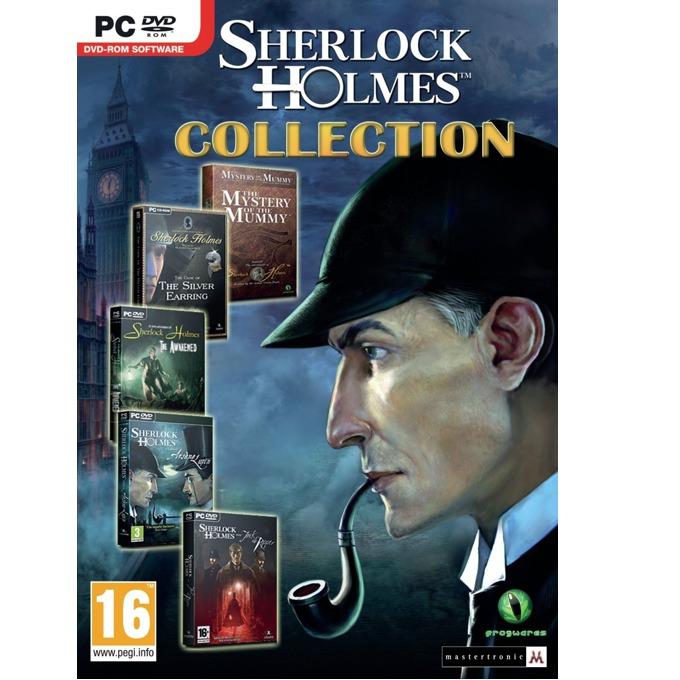 Игра Sherlock Holmes Collection, за PC image