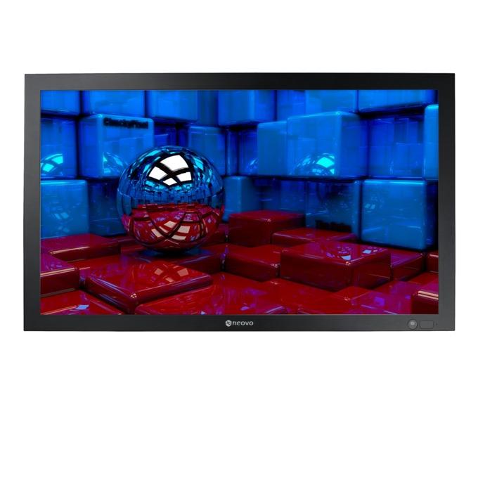 "Публичен дисплей AG NEOVO QX-43, 42.5""(108.0 cm), 4K UHD, VA LED, HDMI, VGA, DVI-D, DisplayPort, USB, RS232, LAN image"