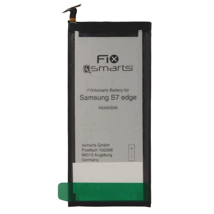 Батерия (заместител) FIX4smarts за Samsung Galaxy S7 Edge 3600mAh/3.85V  image