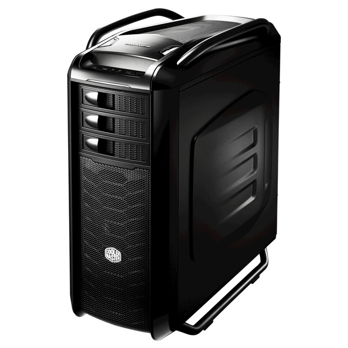 ATX, CoolerMaster COSMOS SE, черна, без захранване image