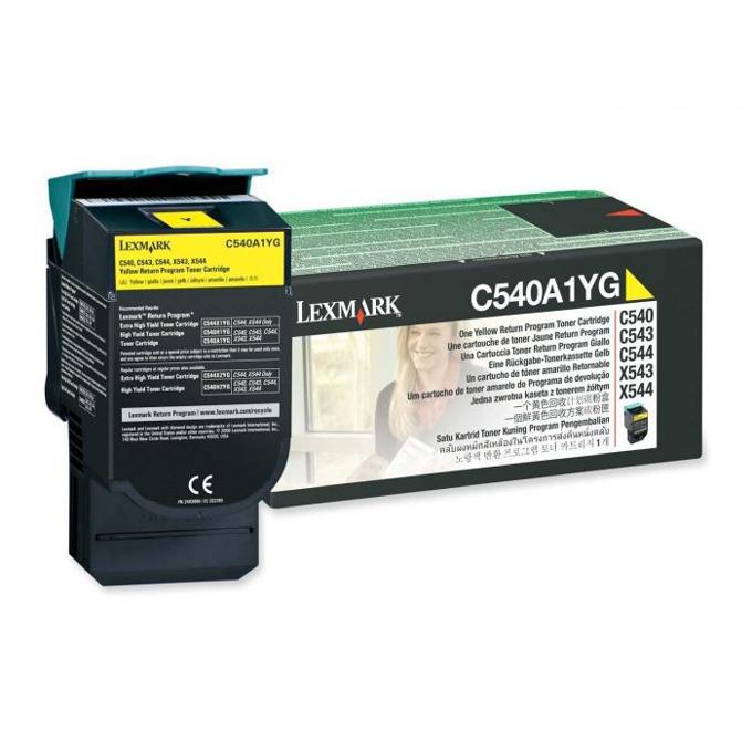 КАСЕТА ЗА LEXMARK OPTRA C 540 series/X540 series product