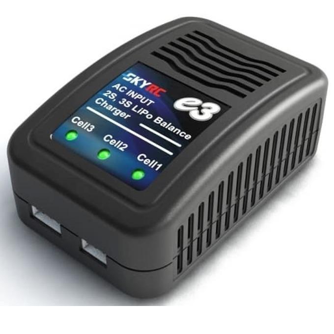 Зарядно устройство SKY RC e3, с 3 гнезда за Li-Po батерии image