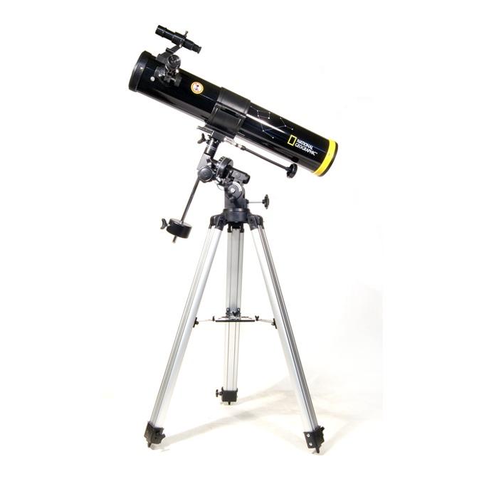 Телескоп Bresser National Geographic 76/700 EQ, 28–233x оптично увеличение image