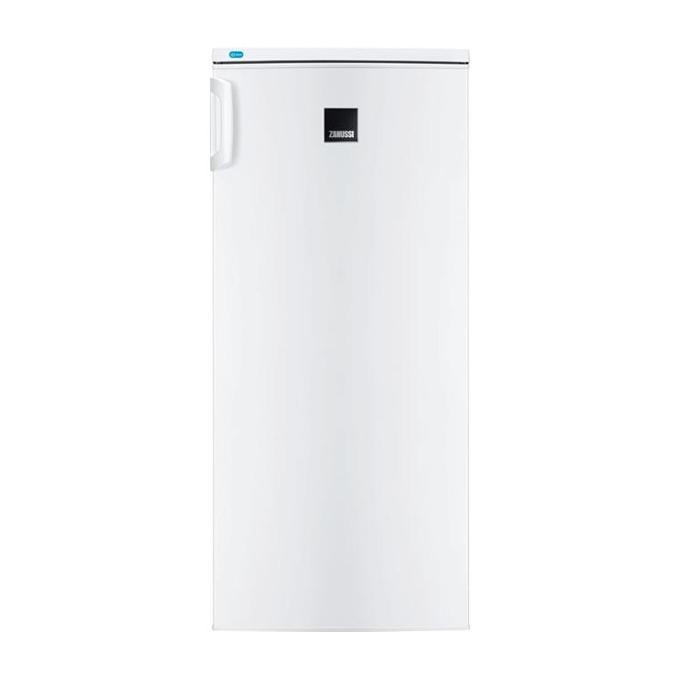 Хладилник с фризер Zanussi ZRA22800WA, клас A+, 226 л. общ обем, за вграждане, 215 kWh/годишно, Space+, бял image