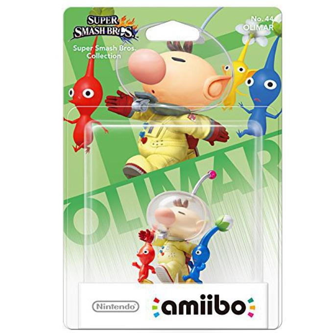 Nintendo Amiibo - Olimar, за Nintendo 3DS/2DS, Wii U image