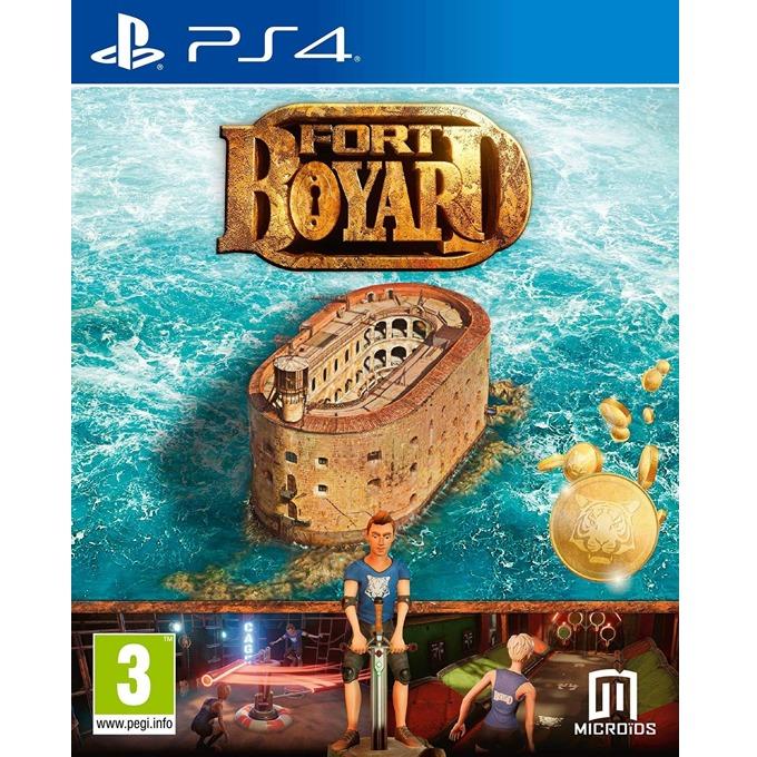 Игра за конзола Fort Boyard, за PS4 image