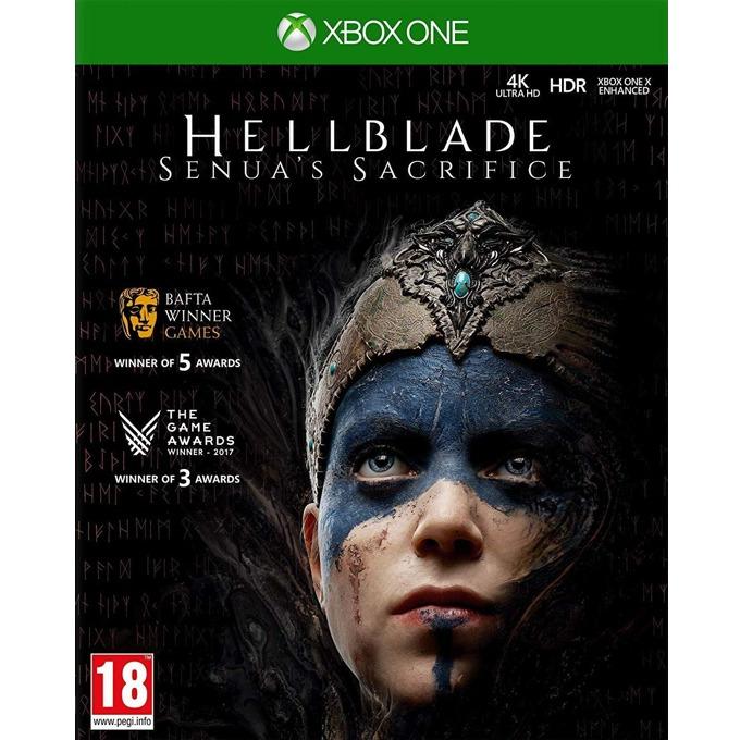 Hellblade: Senua's Sacrifice, за Xbox One image