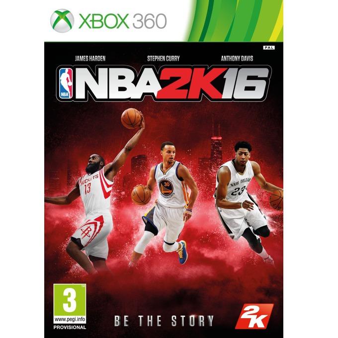 Игра за конзола NBA 2K16, за XBOX360 image