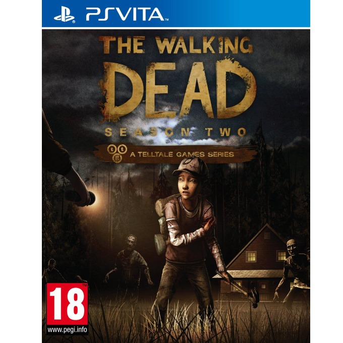 The Walking Dead Season 2, за PSVita image