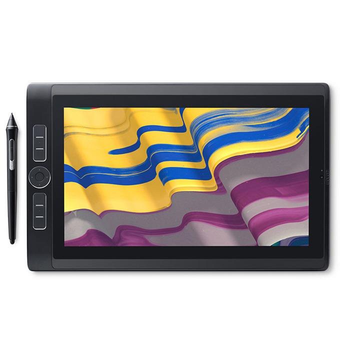 """Графичен таблет Wacom MobileStudio Pro 13 (черен)(DTH-W1320L-EU), 13.3""""(33.78cm) WQHD Multi-Touch LED Display, 128GB SSD, 8GB RAM image"""