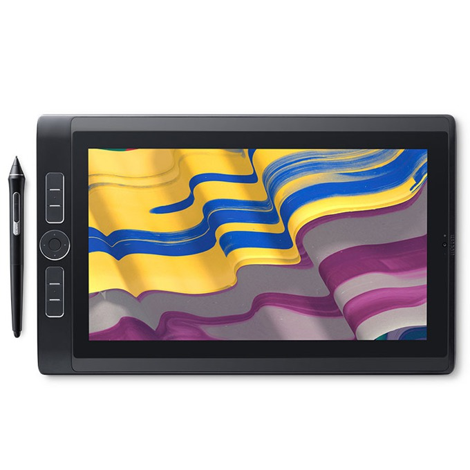 "Графичен таблет Wacom MobileStudio Pro 13 (черен)(DTH-W1320L-EU), 13.3""(33.78cm) WQHD Multi-Touch LED Display, 128GB SSD, 8GB RAM image"