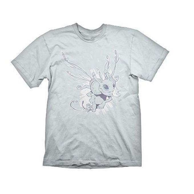 Тениска Gaya Entertainment DOTA 2 Puck, размер L, бяла image