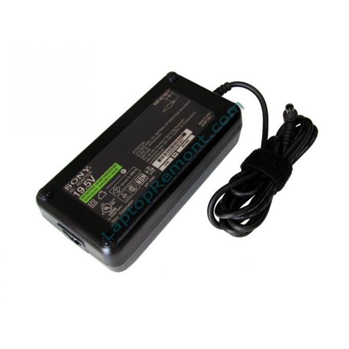 Захранване за лаптопи Sony VAIO, 19.5V/7.7A/150W, жак 6.5x4.4мм image