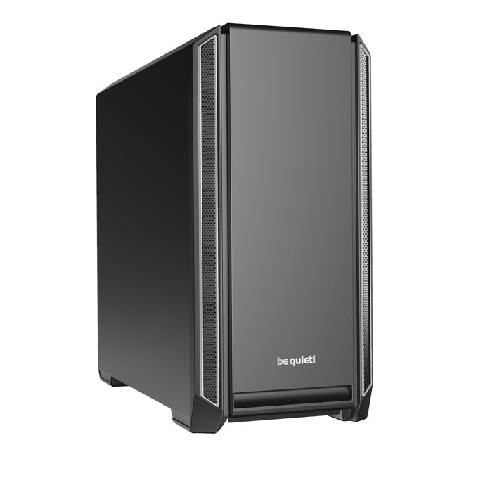 Be Quiet Case Silent Base 601 Silver BG027 product