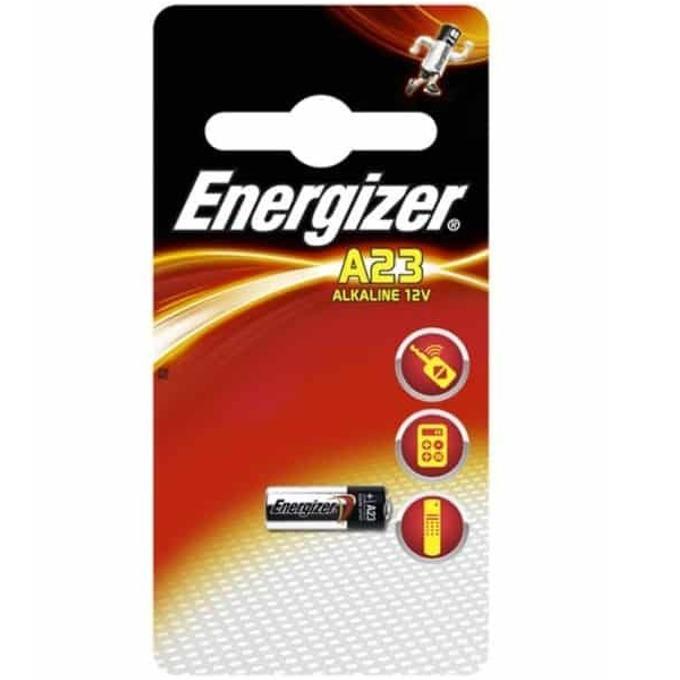 Батерия алкална Energizer A23, 12V, 1 бр. в опаковка image