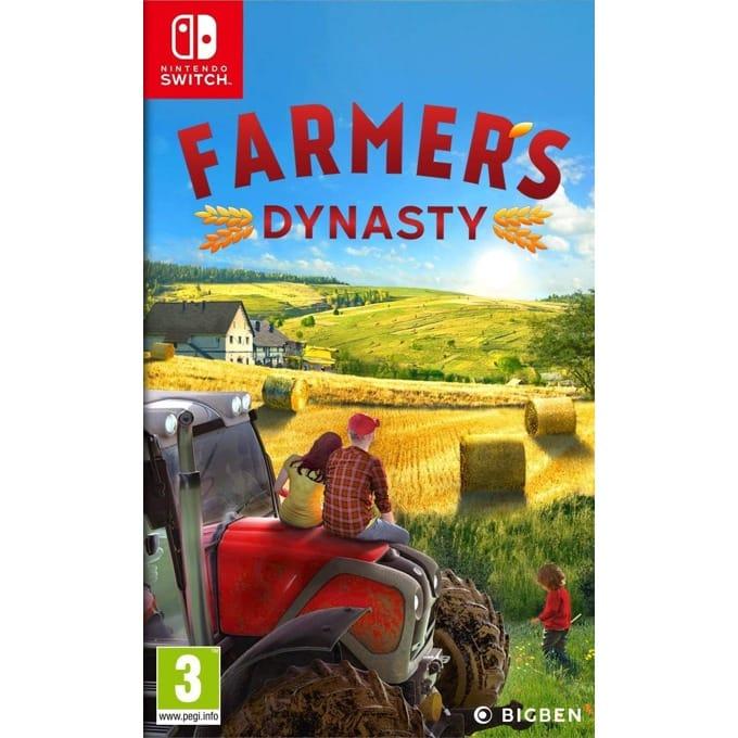 Farmers Dynasty Nintendo Switch product