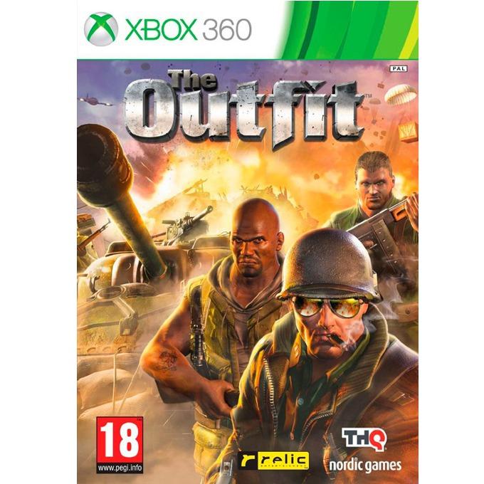 Игра за конзола The Outfit, за Xbox 360 image
