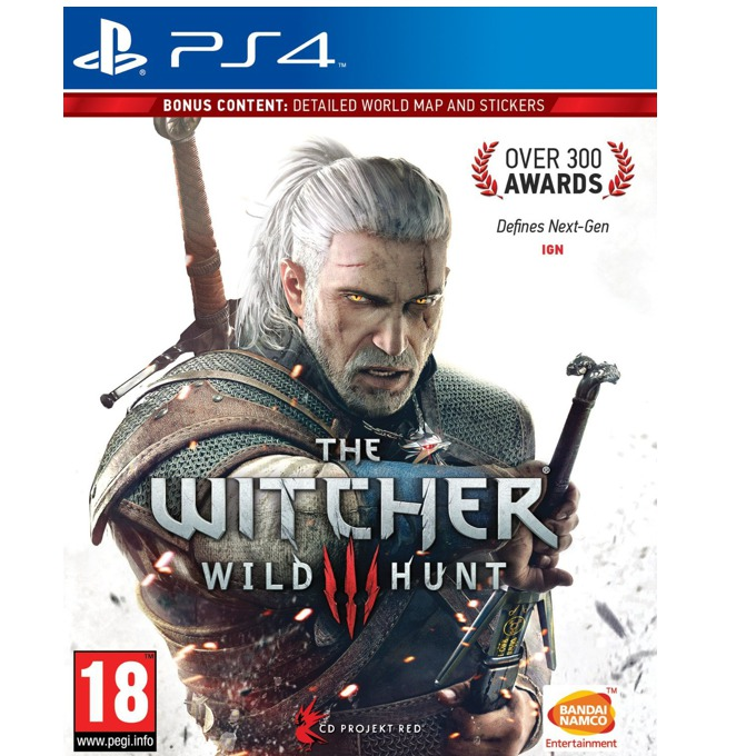 The Witcher 3: Wild Hunt, за PlayStation 4 image