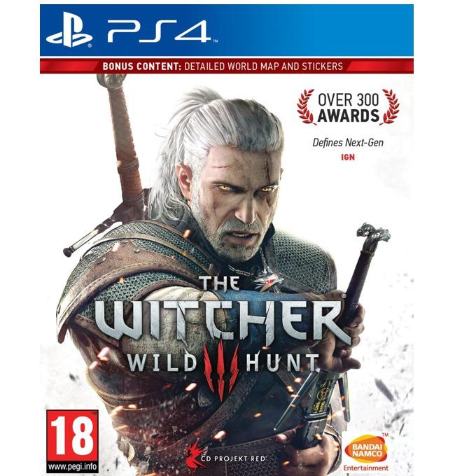 Игра за конзола The Witcher 3: Wild Hunt, за PlayStation 4 image