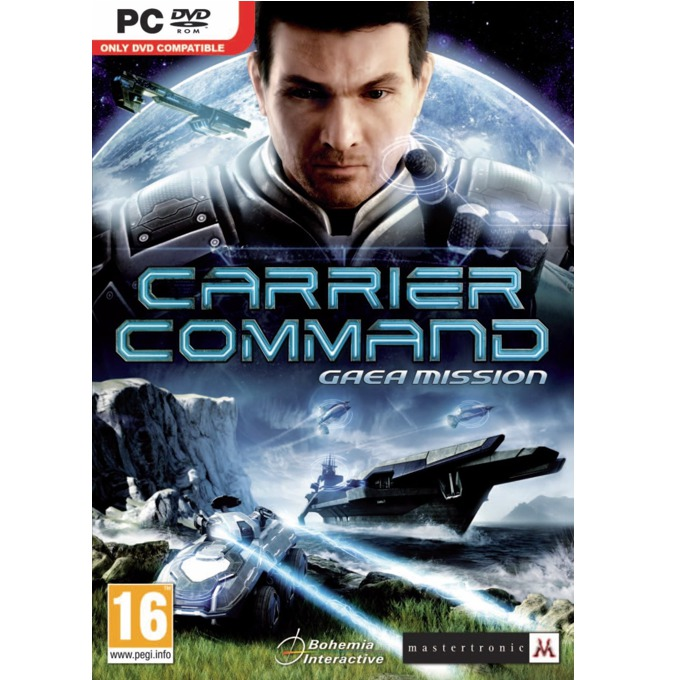 Carrier Command: Gaea Mission, за PC image