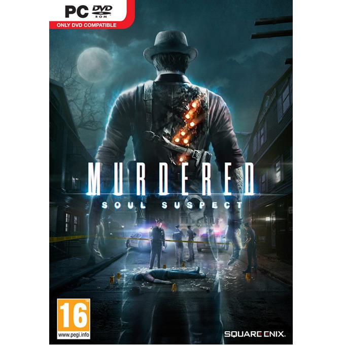 Murdered: Soul Suspect, за PC image