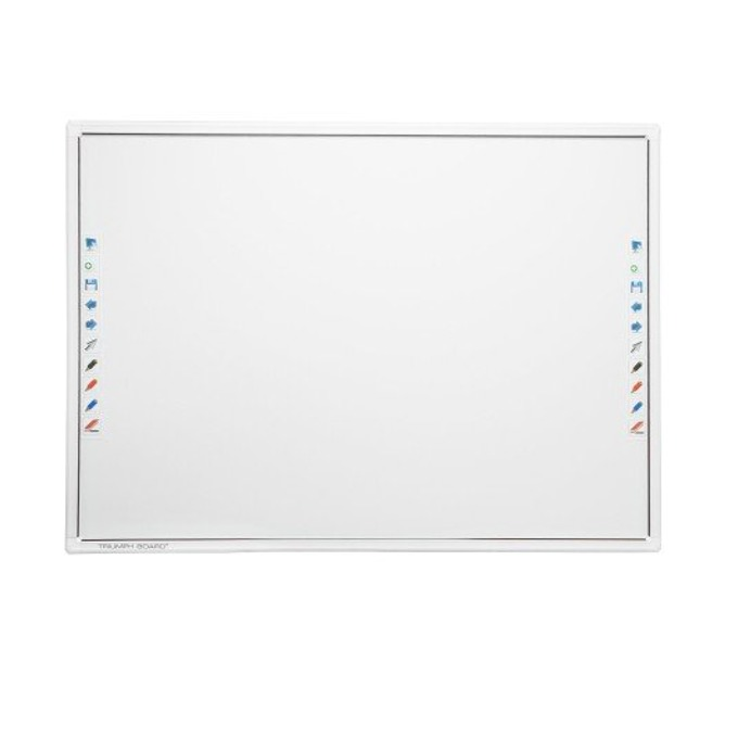"""Интерактивна дъска Тriumph Board 78"""" (198.12 cm) Multi Touch (slim line), USB, за едновременна работа на до 10 потребителя, 4:3, 1518 x 1138 mm image"""