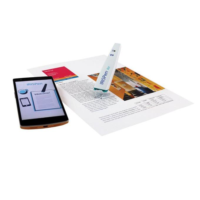 Скенер тип писалка IRISPen Air 7, Bluetooth, USB  image