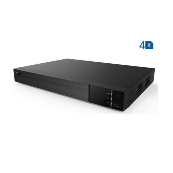 IP видеорекордер TVT TD-3332H4, 32 канала, H.265/H.264, 4x SATA, 3x USB, 1x LAN 10/100/1000, HDMI, VGA image