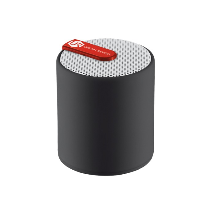 Тонколона Trust UR Drum Mini Speaker, Bluetooth, черна image