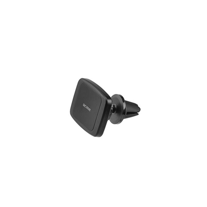 Универсална стойка за телефон Acme PM1101, магнит, черна image