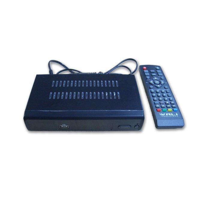 Цифров декодер NotOnlyTV DTR5110, DVB-T2, HDMI, CVBS, YPbPr, USB image