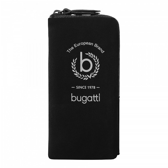 "Калъф ""джоб"" Bugatti Soft Case Tallinn XL, неопренов, черен image"